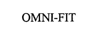 mark for OMNI-FIT, trademark #76423265