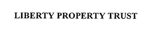 mark for LIBERTY PROPERTY TRUST, trademark #76424132