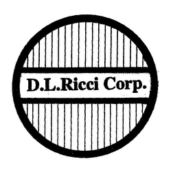 mark for D.L. RICCI CORP., trademark #76425702