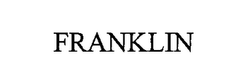 mark for FRANKLIN, trademark #76426173