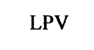 mark for LPV, trademark #76426647