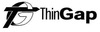 mark for TG THINGAP, trademark #76426702