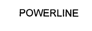 mark for POWERLINE, trademark #76427504