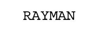 mark for RAYMAN, trademark #76427811