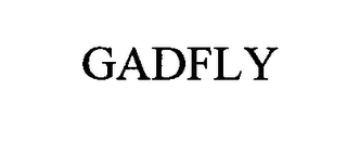 mark for GADFLY, trademark #76428795