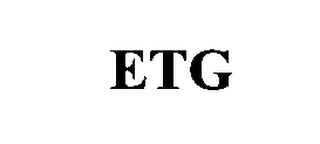 mark for ETG, trademark #76429357
