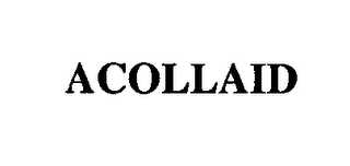 mark for ACOLLAID, trademark #76429797