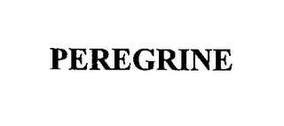 mark for PEREGRINE, trademark #76430153