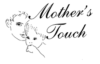 mark for MOTHER'S TOUCH, trademark #76430836
