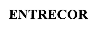 mark for ENTRECOR, trademark #76432838