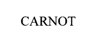 mark for CARNOT, trademark #76433054