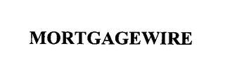 mark for MORTGAGEWIRE, trademark #76433207