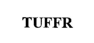 mark for TUFFR, trademark #76435206