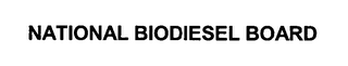 mark for NATIONAL BIODIESEL BOARD, trademark #76435229