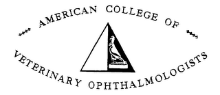 mark for AMERICAN COLLEGE OF VETERINARY OPHTHALMOLOGISTS, trademark #76435515