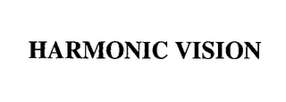 mark for HARMONIC VISION, trademark #76435720