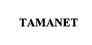 mark for TAMANET, trademark #76436423