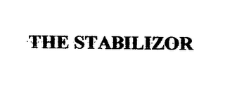 mark for THE STABILIZOR, trademark #76436567