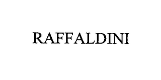 mark for RAFFALDINI, trademark #76436646