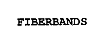 mark for FIBERBANDS, trademark #76436844