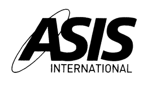 mark for ASIS INTERNATIONAL, trademark #76437022