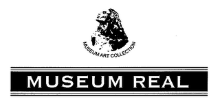 mark for MUSEUM ART COLLECTION MUSEUM REAL, trademark #76438583