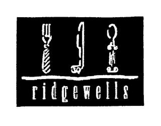 mark for RIDGEWELLS, trademark #76439504