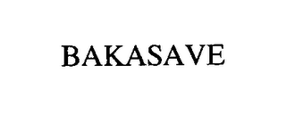 mark for BAKASAVE, trademark #76439507