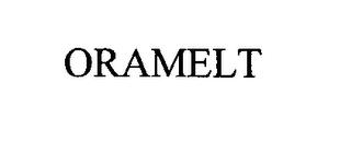 mark for ORAMELT, trademark #76439672