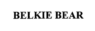 mark for BELKIE BEAR, trademark #76440748