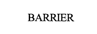 mark for BARRIER, trademark #76441431