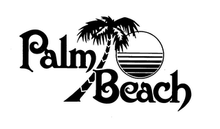 mark for PALM BEACH, trademark #76441474