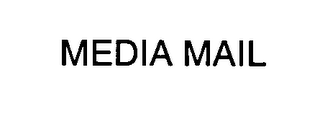 mark for MEDIA MAIL, trademark #76441554