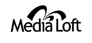 mark for MEDIA LOFT, trademark #76442512