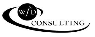 mark for WFD CONSULTING, trademark #76444387