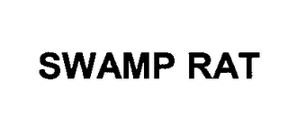 mark for SWAMP RAT, trademark #76445438