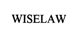 mark for WISELAW, trademark #76445641