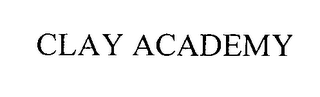 mark for CLAY ACADEMY, trademark #76445712
