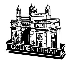 mark for GOLDEN CHHAP, trademark #76446006