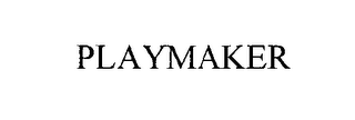 mark for PLAYMAKER, trademark #76446190