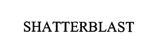 mark for SHATTERBLAST, trademark #76446223