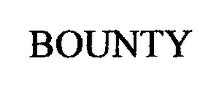 mark for BOUNTY, trademark #76446888