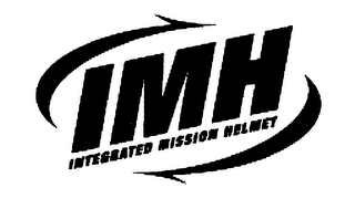 mark for IMH INTEGRATED MISSION HELMET, trademark #76447376