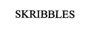 mark for SKRIBBLES, trademark #76447580