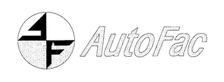 mark for AUTO FAC, trademark #76448329
