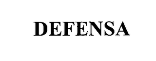 mark for DEFENSA, trademark #76449456