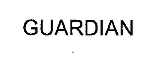 mark for GUARDIAN, trademark #76449832