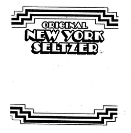 mark for ORIGINAL NEW YORK SELTZER, trademark #76450483