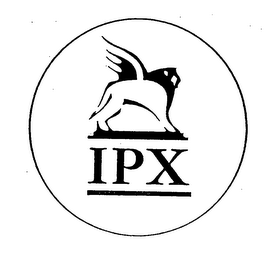 mark for IPX, trademark #76450642