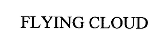 mark for FLYING CLOUD, trademark #76453155